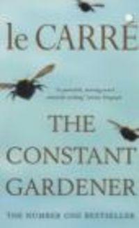 Okładka książki Constant Gardener