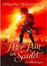 Okładka książki Peter Pan in Scarlet