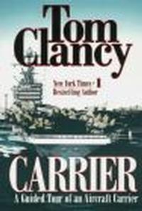 Okładka książki Carrier