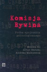 Okładka książki Komisja Rywina