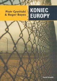 Okładka książki Koniec Europy
