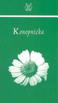 Okładka książki Konopnicka Biblioteka poezji T. 4