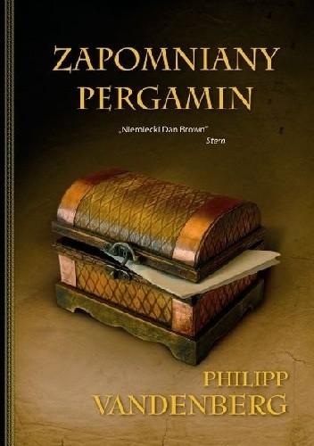Okładka książki Zapomniany pergamin