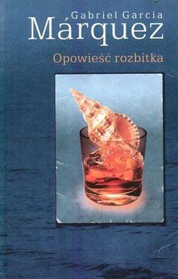 Okładka książki Opowieść rozbitka