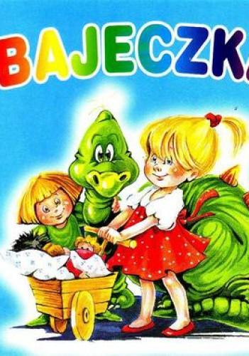 Okładka książki Bajeczka