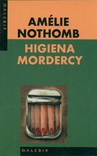 Okładka książki Higiena mordercy