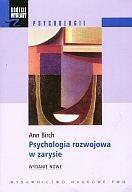 Okładka książki Psychologia rozwojowa w zarysie
