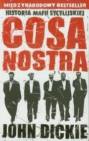 Okładka książki Cosa Nostra. Historia mafii sycylijskiej