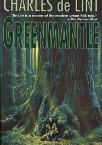Okładka książki Greenmantle