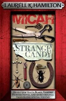 Okładka książki Micah and Strange Candy