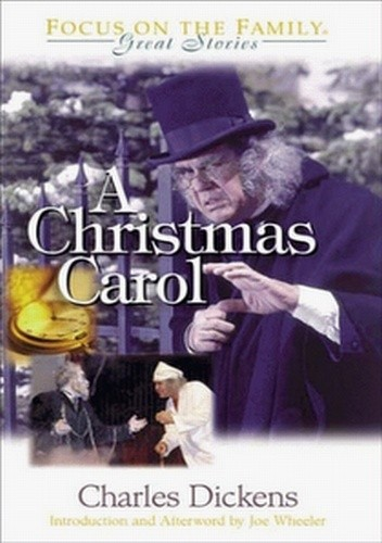 Okładka książki Christmas Carol