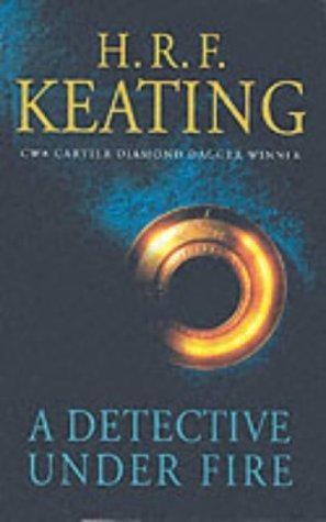 Okładka książki A Detective Under Fire