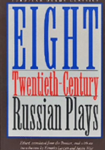 Okładka książki Eight Twentieth Century Russian Plays