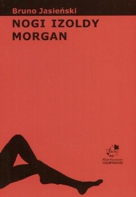 Okładka książki Nogi Izoldy Morgan