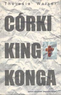 Okładka książki Córki King Konga