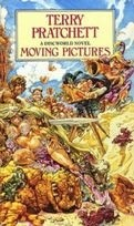 Okładka książki Moving Pictures