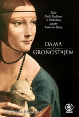 Okładka książki Dama z gronostajem