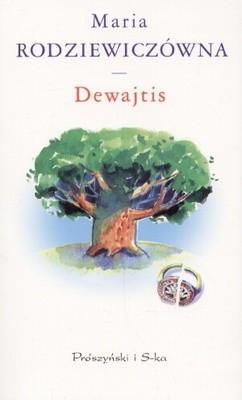 Okładka książki Dewajtis