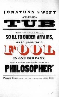 Okładka książki A Tale of A Tub