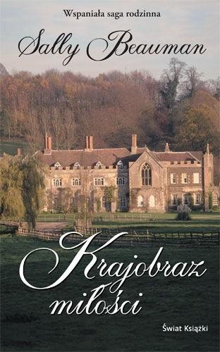 Okładka książki Krajobraz miłości