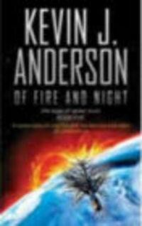 Okładka książki Of Fire and Night