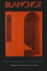 Okładka książki Space of Literature
