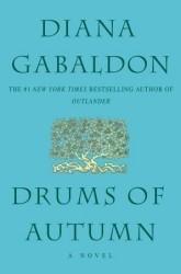 Okładka książki Drums of Autumn