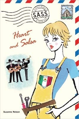 Okładka książki Heart and Salsa
