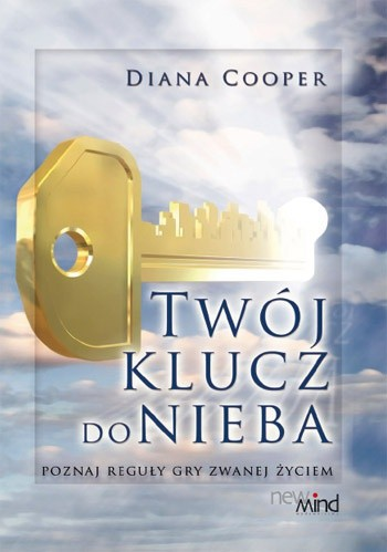 Okładka książki Twój klucz do nieba
