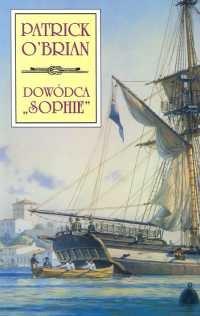 """Okładka książki Dowódca """"Sophie"""""""