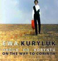 Okładka książki Droga do Koryntu