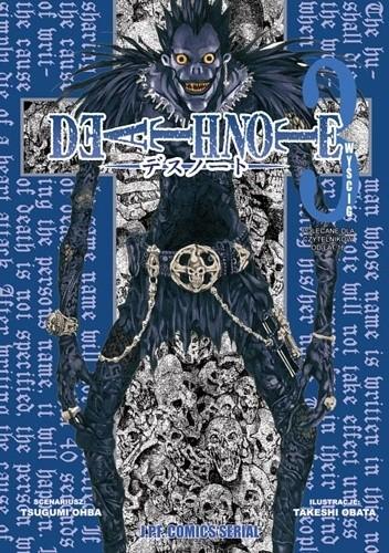 Okładka książki Death Note 3: Wyścig