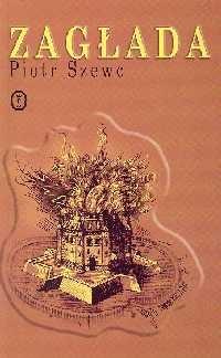 Okładka książki Zagłada
