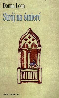 Okładka książki Strój na śmierć