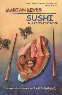 Okładka książki Sushi dla początkujących