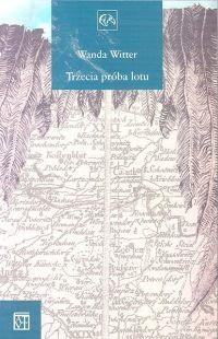 Okładka książki Trzecia próba lotu