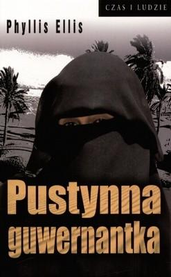 Okładka książki Pustynna guwernantka