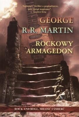 Okładka książki Rockowy armagedon