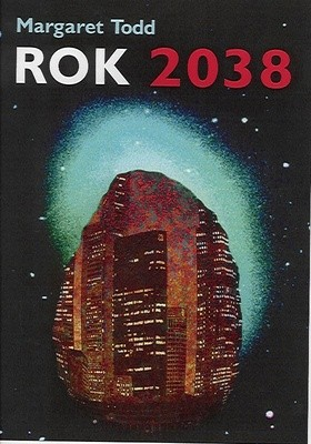 Okładka książki Rok 2038