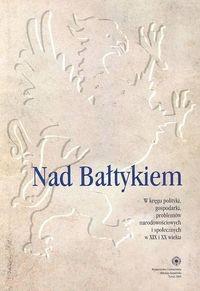 Okładka książki Nad Bałtykiem