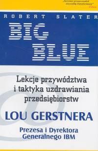 Okładka książki Big Blue