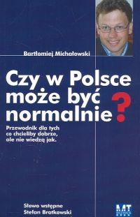 Okładka książki Czy w Polsce może być normalnie