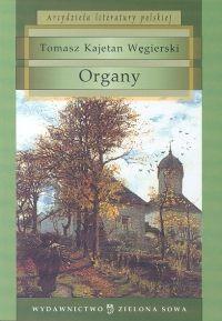 Okładka książki Organy