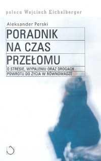 Okładka książki Poradnik na czas przełomu