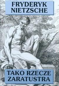 Okładka książki Tako rzecze Zaratustra