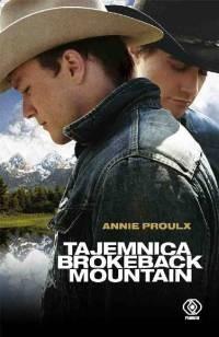 Okładka książki Tajemnica Brokeback Mountain