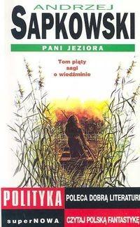 Okładka książki Pani Jeziora T. 5