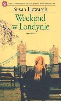 Okładka książki Weekend w Londynie