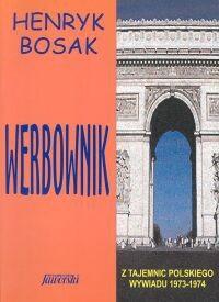 Okładka książki Werbownik