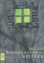 Okładka książki Weronika postanawia umrzeć